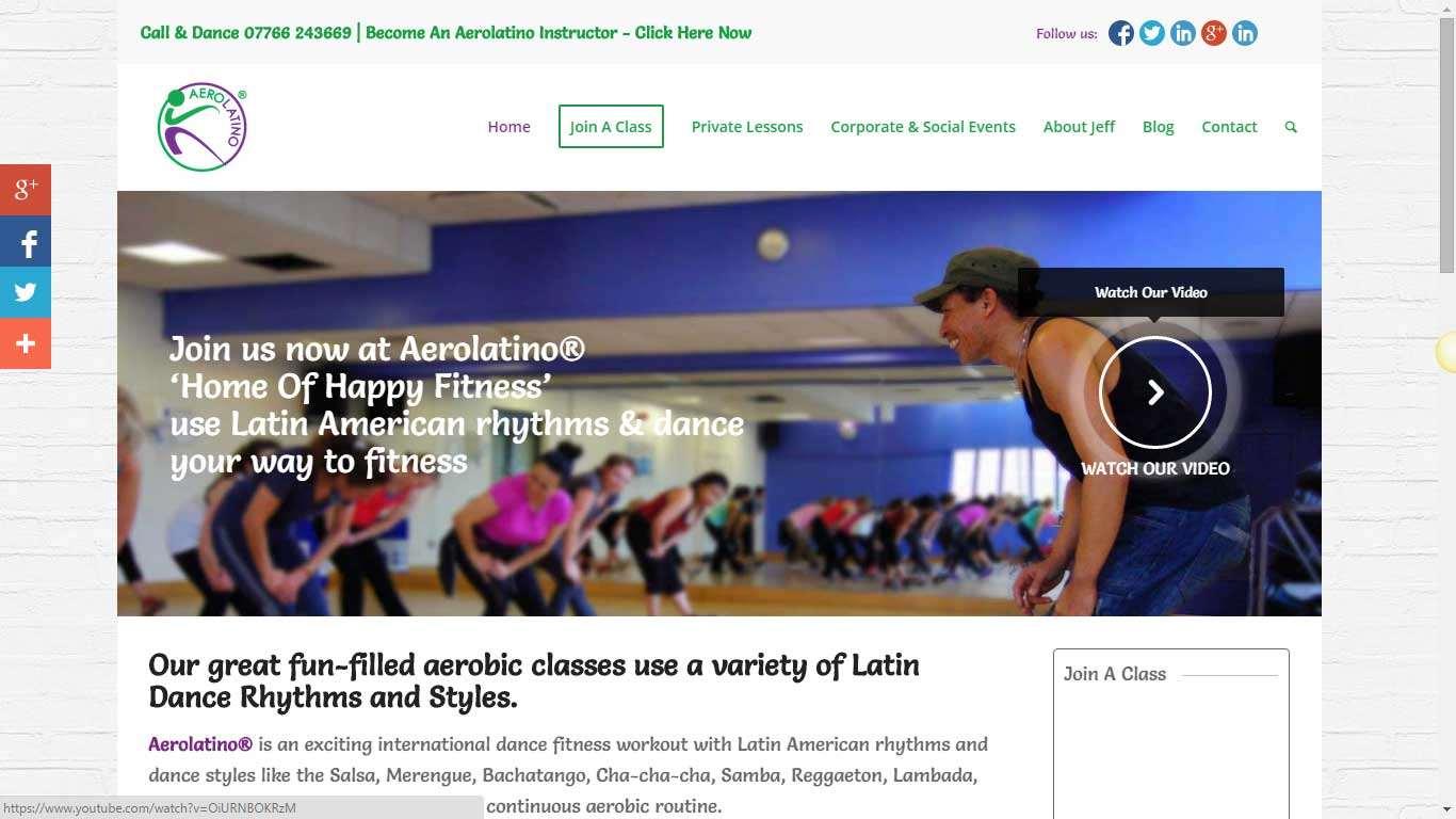 Aerolatino Fitness UK